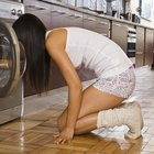 How to Get a Mildew Smell Out of the Dryer
