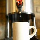 Como fazer uma solução caseira para descalcificar uma cafeteira Tassimo