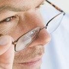 Como limpar o suporte de nariz dos seus óculos