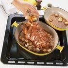 Cómo cocinar tocino al horno