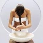 Cómo tratar el cabello seco y quebradizo
