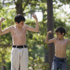 Consejos para un chico de 14 años intentando aumentar de peso