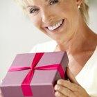 Sugestões de presentes para uma mulher de 40 anos