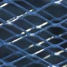 Cómo construir una cerca de alambre tejido