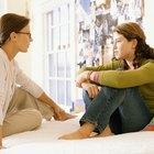 Asuntos y problemas de adolescentes