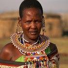 La traición africana de pintarse el rostro
