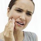 Causas das dores de dente ao caminhar
