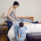 Cómo hacer una rutina en la mañana para niños pequeños