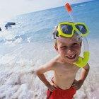 Programas de buceo libre para niños en las Islas Cayman