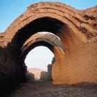 Antigas casas da Mesopotâmia