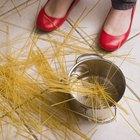Consejos para hervir espagueti para una multitud