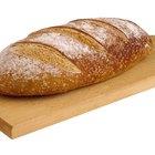 Como fazer o pão crescer em um dia frio