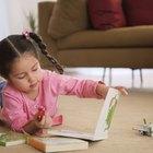 Cómo enseñarle a un niño de 4 años a leer y escribir
