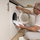 Cómo reparar las secadoras GE