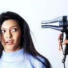 Como usar o secador de cabelo para alivar dor de ouvido
