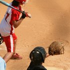 Rules for a Dropped Third Strike in Softball