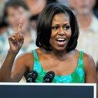 Cómo escribir una carta a la primera dama Michelle Obama