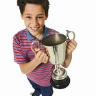 How to Make a Trophy for Kids