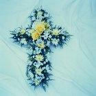 Como escrever um agradecimento pelas flores do funeral