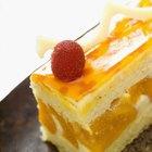 Tipos de rellenos para pasteles
