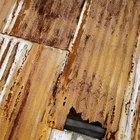 Como cortar telhas de fibra de vidro onduladas