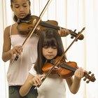 Dicas para uma postura correta ao tocar violino