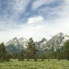 Montañas altas para mochilear en los EE.UU.