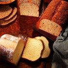 Cómo hacer pan blanco rápida y fácilmente