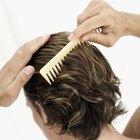 Como tirar óleo de motor do cabelo