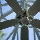 Como reduzir o ruído de um ventilador de teto