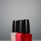 Cómo espesar el esmalte de uñas