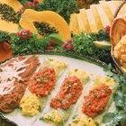 Cómo elegir la comida para una fiesta mexicana