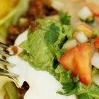 Cómo mantener fresco el guacamole