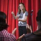 Ideias para números infantis em shows de talentos