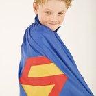 Cómo hacer un centro de mesa con la temática de superhéroes