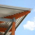 Métodos para reducir el ruido del techo de metal