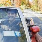 ¿Qué sucede si repruebas tres veces el examen de conducir en California?
