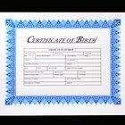 Como achar um certificado de nascimento através do nome do pai