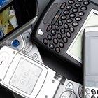 Como remover linhas na tela de um celular