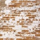 Cómo sellar paredes externas de ladrillos