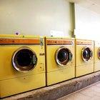 Como remover a espuma de sabão de uma máquina de lavar roupa