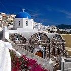 Estilo de bodas griegas