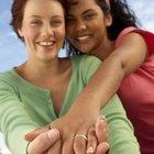 Cómo escoger un anillo de compromiso...Si eres lesbiana