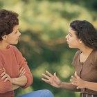 Cómo hablar con un adolescente enojado