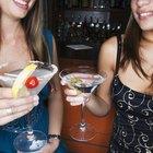 Como evitar ficar inchada depois de beber