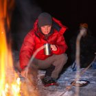Pratos para fazer na fogueira do acampamento