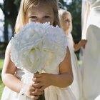 Haz tus propios vestidos de tul para las niñas de las flores