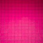 La mejor combinación de colores para baño con azulejos rosados