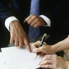 Cómo redactar un documento de acción disciplinaria