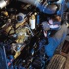 Informações sobre o motor de caminhão Volvo Classe 8